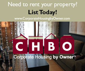 Corporate Housing by Owner