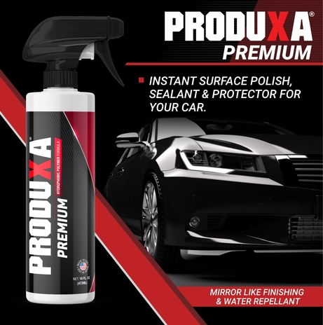 Produxa The Best High Performance Car Care Products