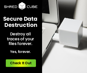 Shred Cube, LLC